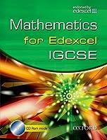 Edexcel Maths for IGCSE (R) (with CD) by Derek Huby Jayne Kranat Marguerite Appleton Demetris Demetriou(2008-02-14)