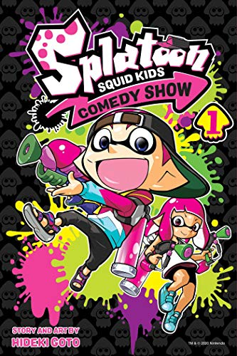 Splatoon: Squid Kids Comedy Show, Vol. 1, Volume 1
