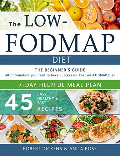 Low FODMAP Diet by Robert Dickens & Anita Rose ebook deal