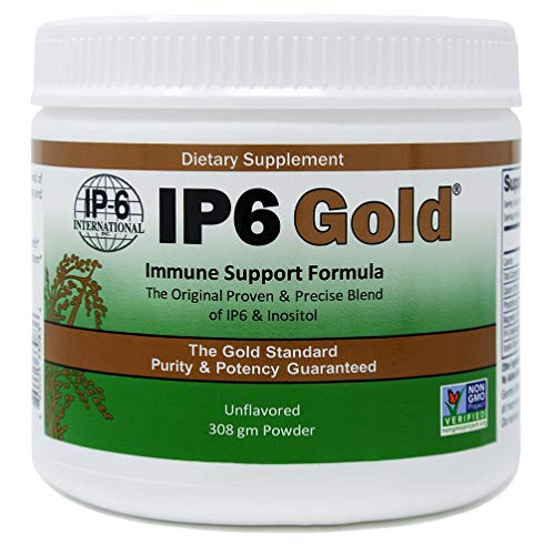 IP6 with inositol (IP6 Gold Powder) 308g unflavoured Powder