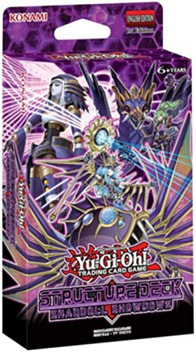 Yu-Gi-Oh! Trading Cards: Shaddoll Showdown Structure Deck | 1st Edition, Multicolor