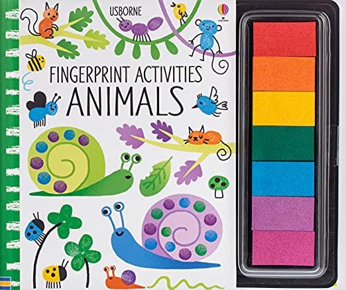Fingerprint Activities: Animals: 1