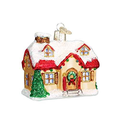 Old World Christmas Gifts Glass Blown Ornaments for Christmas Tree Holiday Home