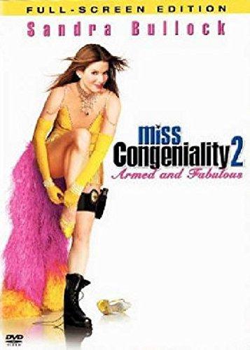 MISS CONGENIALITY 2 (DVD/P&S STANDARD 4:3/WS 2.40/5.1/ENG-FR-SP SUB)-NLA
