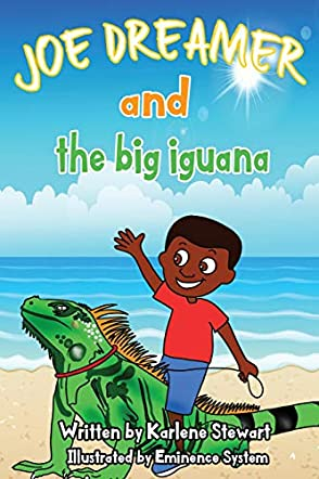 Joe Dreamer and the Big Iguana