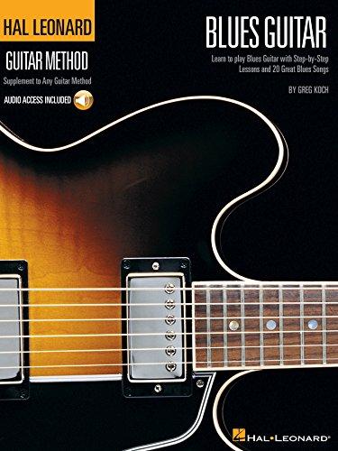 Hal Leonard Guitar Method - Blues Guitar (English Edition) eBook ...