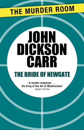 The Bride of Newgate (Murder Room Book 557) (English Edition)
