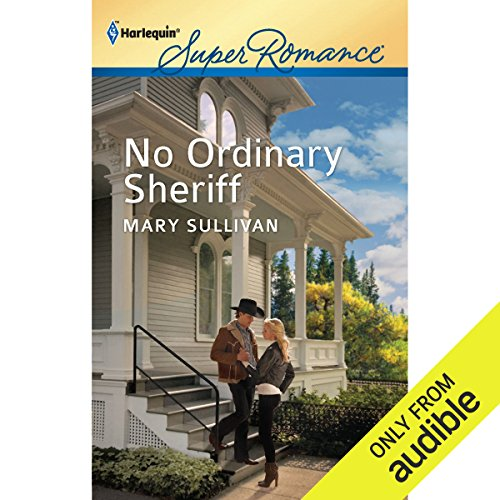 No Ordinary Sheriff audiobook cover art