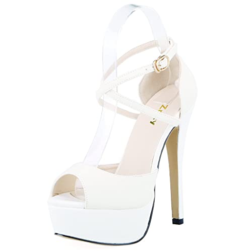 de7b3197122 Wedding Shoes with Platforms: Amazon.com