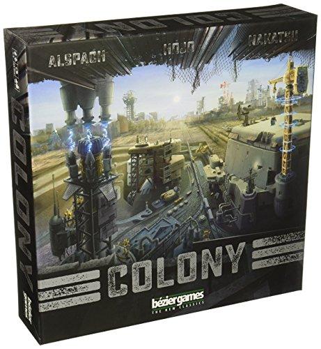 Bezier Games BEZ00020 Brettspiel Colony