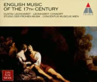 English Music of the 17th Century by Leonhardt-Consort