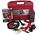 Power Probe Professional Electrical Test Kit - Red...