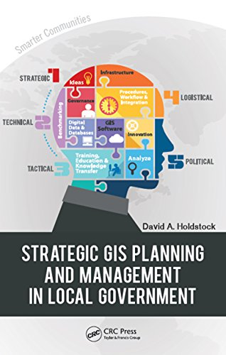 Strategic GIS Planning and Management in Local Government (English Edition)