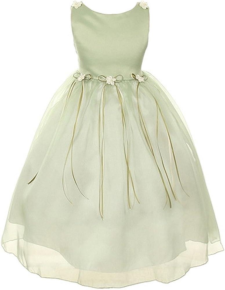 Kid's Dream Girl's Sage Girl Dress