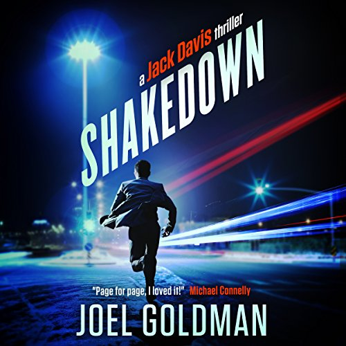 Shake Down audiobook cover art