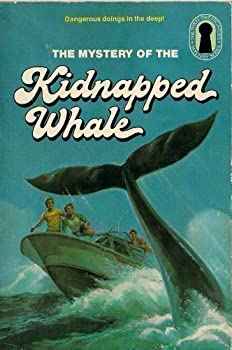 The Mystery of the Kidnapped Whale (The Three Investigators, #35) - Book #35 of the Alfred Hitchcock and The Three Investigators