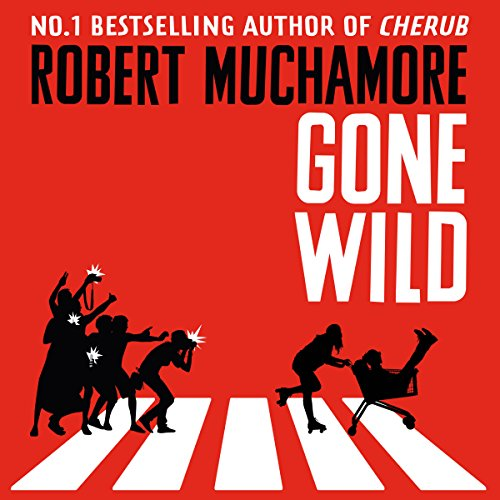 Gone Wild audiobook cover art