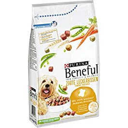 Purina Beneful Dog Dry Food Delicate Treats