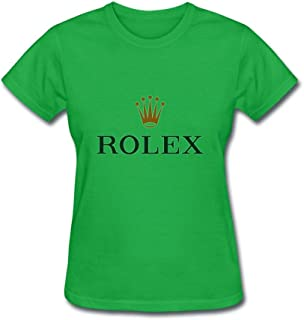 Women's Rolex Short Sleeve T-Shirt