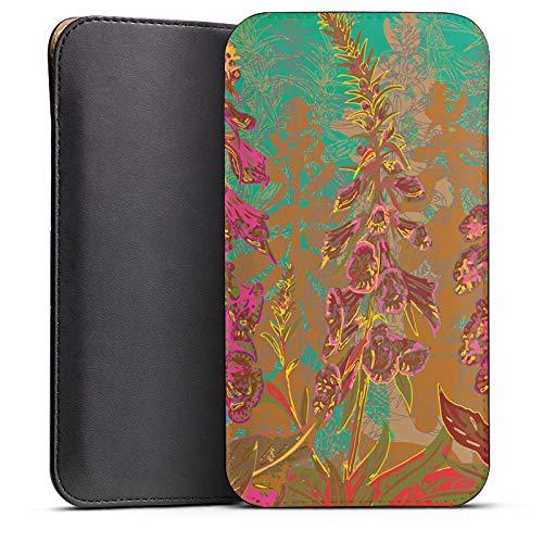 DeinDesign Cover kompatibel mit Wiko Jimmy Hülle Tasche Sleeve Socke Schutzhülle Flowers Blumen Muster