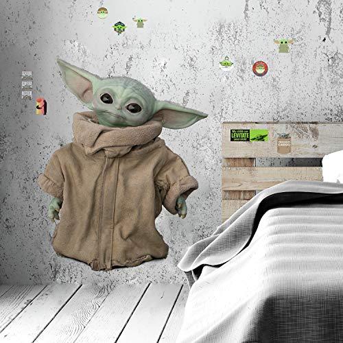 póster yoda fabricante RoomMates