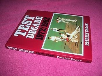 Paperback Test decade, 1972/1982 Book
