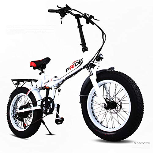 Hxl elektrische fiets 48V 250W 10.4ah Mens Mountain ebike 6 snelheden 20
