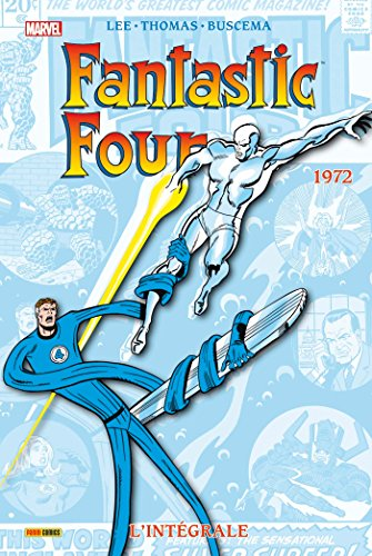 Fantastic Four: L'intégrale 1972 (T11)