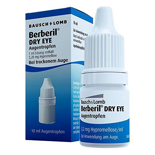 BERBERIL Dry Eye Augentropfen 10 ml Augentropfen