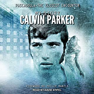 Pascagoula - The Closest Encounter audiobook cover art