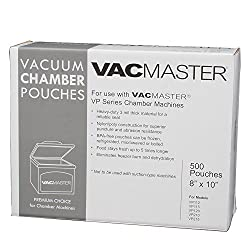 in budget affordable VacMaster 407223 mil. Vacuum chamber bag, 8 x 10 inches, 500 per box