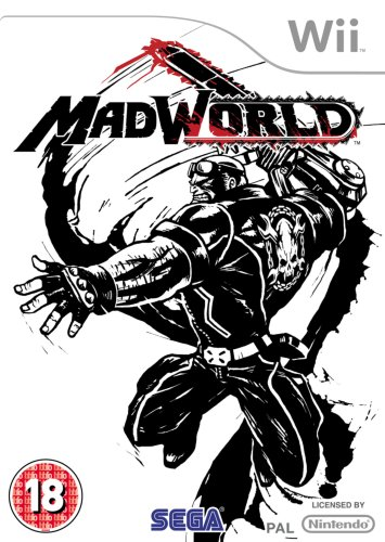 Madworld (Nintendo Wii) [importación inglesa]
