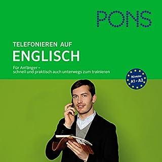 PONS mobil Sprachtraining. Basics Telefonieren auf Englisch Titelbild