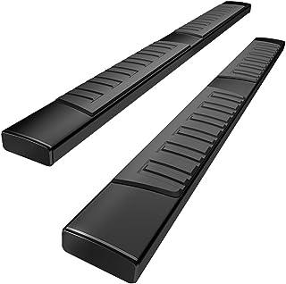 YITAMOTOR 6 Inches Running Boards Compatible with 2019-2021 Chevy Silverado/GMC Sierra 1500, 2020-2021 Silverado/Sierra 25...