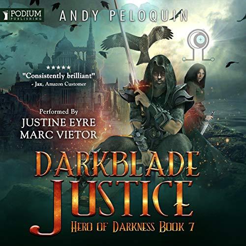Darkblade Justice cover art