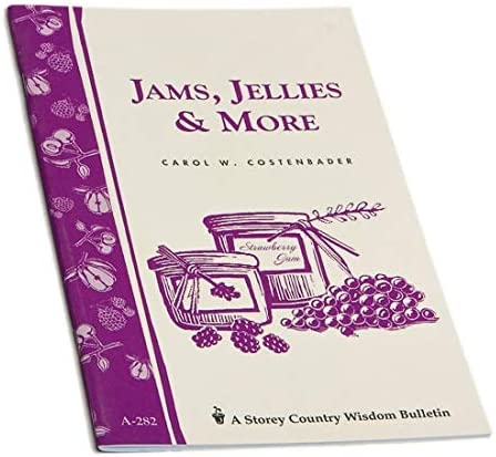 Jams Jellies and More Costenbader Carol Same Max 56% OFF day shipping W.