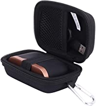 Aenllosi Hard Carrying Case for Sony WF-1000XM3 Truly Wireless Earbuds (Black)