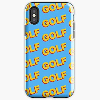 Golf Le Fleur Tyler The Creator - Apocalypse Phone Case Glass, Glowing For All Iphone, Samsung Galaxy-inkedatty.