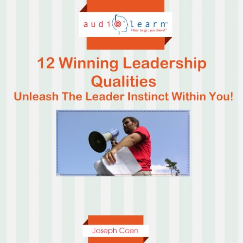 12 Winning Leadership Qualities Titelbild