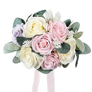 Rinlong Wedding Bouquet& Boutonniere