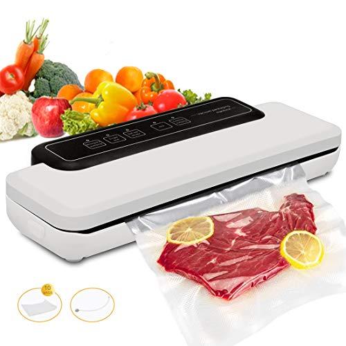 HDCOOL Vacuum Sealer Machine, Automatic Vacuum Sealer, Food Sealer Machine...