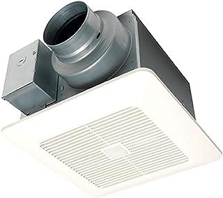 Panasonic FV-0511VQC1 Whisper Sense DC fan with dual sensor (Renewed)