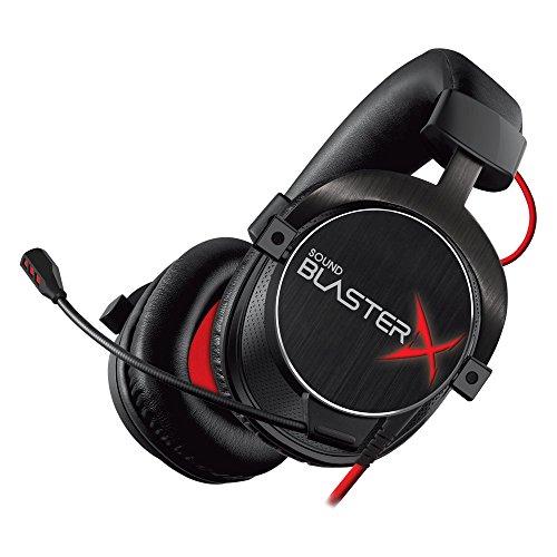 Creative Sound BlasterX H7 Tournament Edition HD 7.1 Surround Sound Gaming 8bayfa