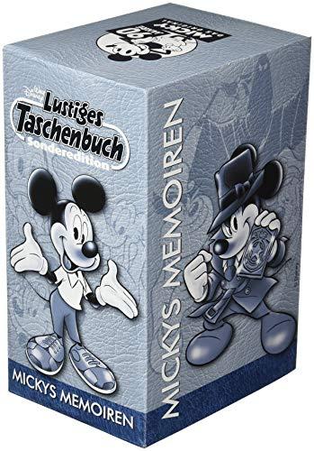 Lustiges Taschenbuch Mickys Memoiren (4 Bände im Schuber): Lustiges Taschenbuch Sonderedition