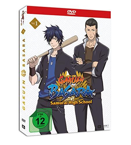 Gakuen Basara - Samurai High School - Vol.1 - [DVD] [Alemania]
