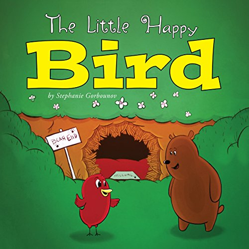 The Little Happy Bird cover art