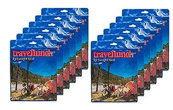 Travellunch 6 boîtes journalières complètes : 6 x 125 g petit-déjeuner + 6 x 125 g.