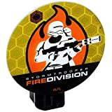 STAR WARS : THE FORCE AWAKENS Stormtrooper Fire Divisionプラグin Night Light
