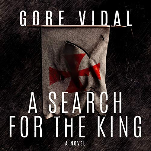 A Search for the King cover art
