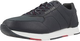 Tommy Hilfiger Men's Shoes, Colour Blue, Brand, Model Men's Shoes FM0FM02057 Blue, MIDNIGHT, Size 41 EU